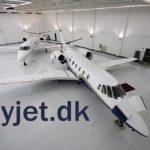 Частная авиация Дании